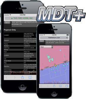 MDT+ on Phones